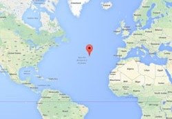 Where is the Azores Islands? Islands Location Map - Portugal!