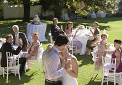 Destination Wedding Reception in the Azores islands - Portugal!