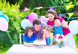 Family Occasions, Anniversaries and Birthdays in the Azores islands - Portugal!