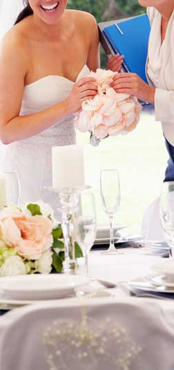 Wedding planning Services & Rental