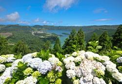 Sete Cidades, São Miguel Island - Azores islands - Portugal!